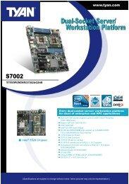 Dual-Socket Server/ Workstation Platform - LDLC.com