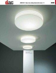 "d8150 137⁄8"" diam. LUNA ceiling fixture/wall sconce ... - d'ac Lighting"