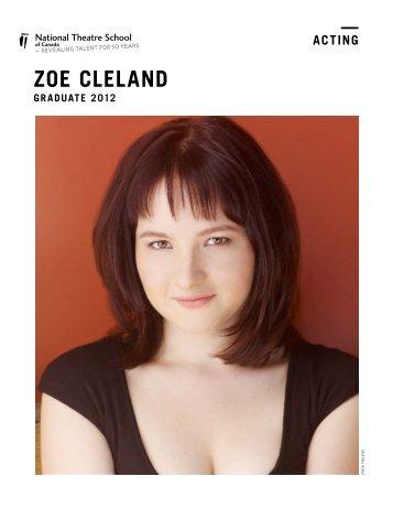 Zoe Cleland photos 28