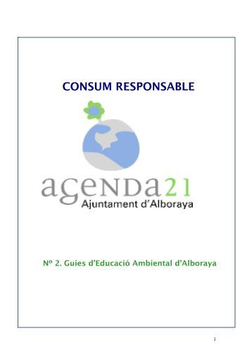 CONSUM RESPONSABLE - Alboraya