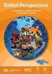 A framework for global education in Australian schools