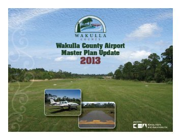 Wakulla County Airport Master Plan Update