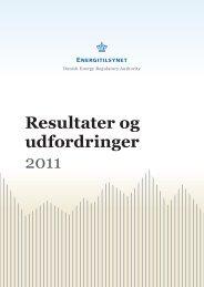 Resultater og udfordringer 2011.pdf - Energitilsynet