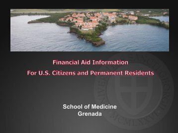Managing Your Educational Investment Presented by Financial Aid ...