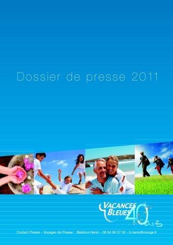 Hôtels-clubs - Vacances Bleues