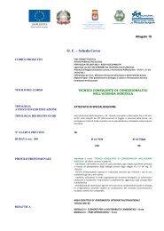 Tecnico consulente di condizionalità nell'azienda agricola