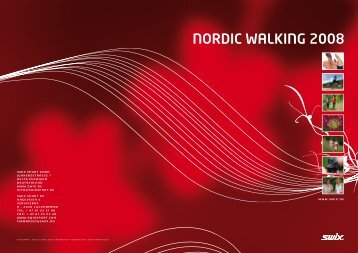 nordIc WaLKInG 2008 - Swix