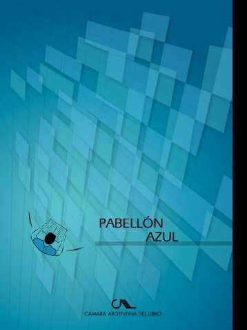 Pabellón Azul - Cámara Argentina Del Libro