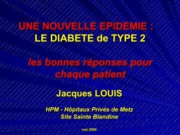 Diabète type 2 - ammppu
