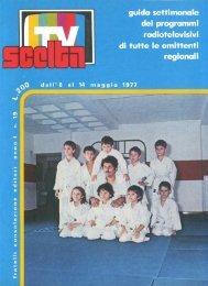 Scelta TV anno 01 n19