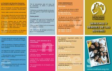 derechos y deberes de los jóvenes derechos y deberes ... - codhem