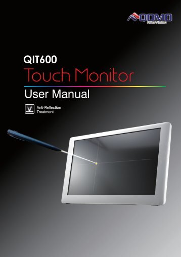 QIT600 User Manual (8790 KB) - Qomo