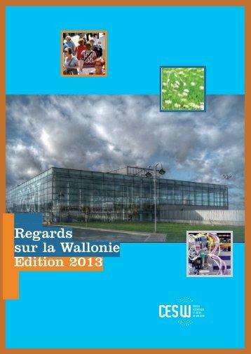 Regards sur la Wallonie 2013 - Conseil économique et social de la ...