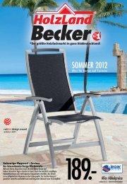 best price - HolzLand Becker