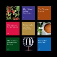 The Nespresso - Home Improvement Pages