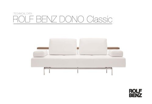 Rolf Benz Dono Classic