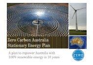 Matthew Wright – A Zero Carbon Future – what will it take? - CAFNEC