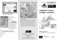 a l.l e. - Arbeiten + Lernen an Lippe + Emscher