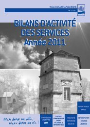ossier 78 - Ville de Saint-Apollinaire