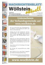 KW 42 / 20.10.2011 - Verbandsgemeinde Wöllstein