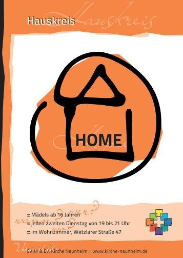 Home Hauskreis