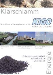 Prospekt KIGO - AVA-Altenrhein