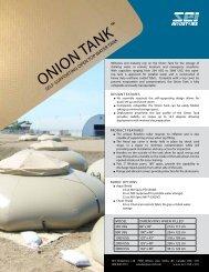 onion Tank - SEI Industries Ltd.