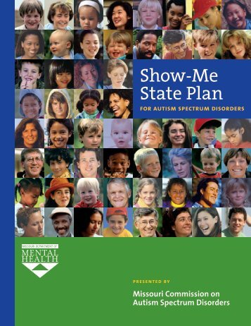 Show-Me State Plan - Missouri Department of Mental Health