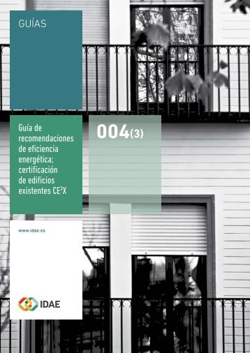 Guía de medidas de mejora CE3X