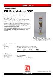 PU Brøndskum 597 - Nyrup Plast