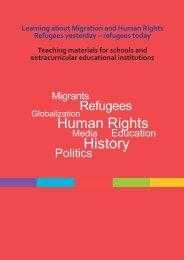 Refugees - MIGRATION CITIZENSHIP EDUCATION