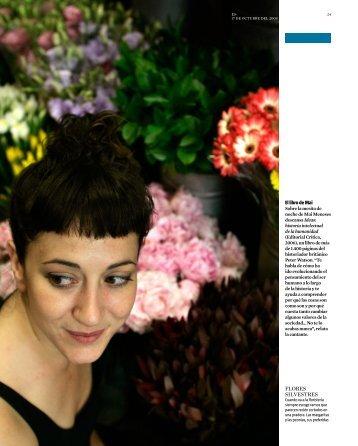 Las flores de Mai Meneses - María Leach