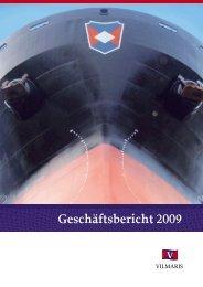 Geschäftsbericht 2009 - Vilmaris