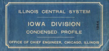 IC 1944 TRACK CHARTS IOWA DIV ... - Multimodalways