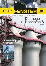 FENSTER - Esab