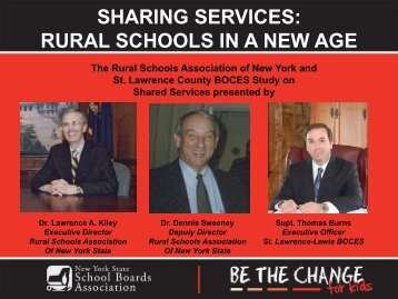 St Lawrence Lewis BOCES Study - New York State School Boards ...