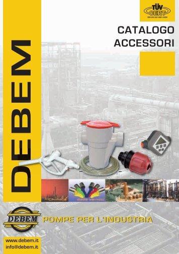 CATALOGO ACCESSORI - Tecnica Industriale S.r.l.