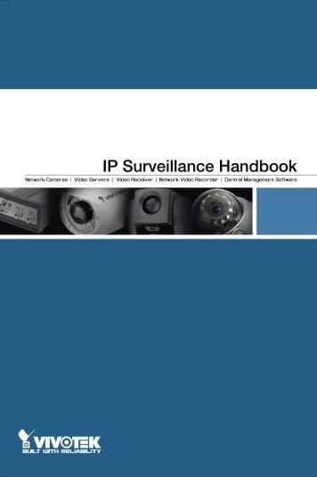 Vivotek IP8132/8133/8134 Fixed Network Camera Handbook - Use-IP