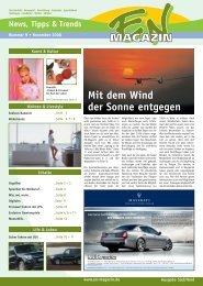 Ausgabe 9 - EN-Magazin