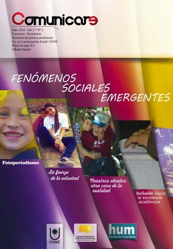 FENÓMENOS SOCIALES EMERGENTES