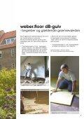 weber.floor dB-gulv - Page 3