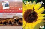 Rangeland Magazine: Special Issue on Pollinators - The Xerces ...