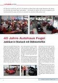 Neugierde und sportlicher Fahrspaß - Honda Fugel - Seite 4