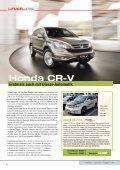 Neugierde und sportlicher Fahrspaß - Honda Fugel - Seite 6