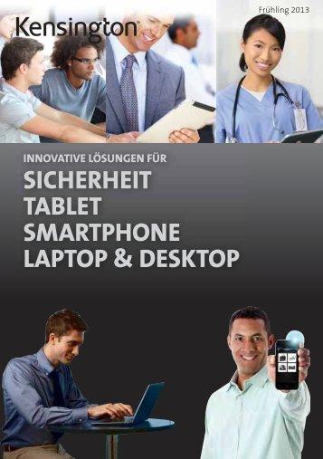 sicherheit tablet smartphone laptop & desktop - All In One