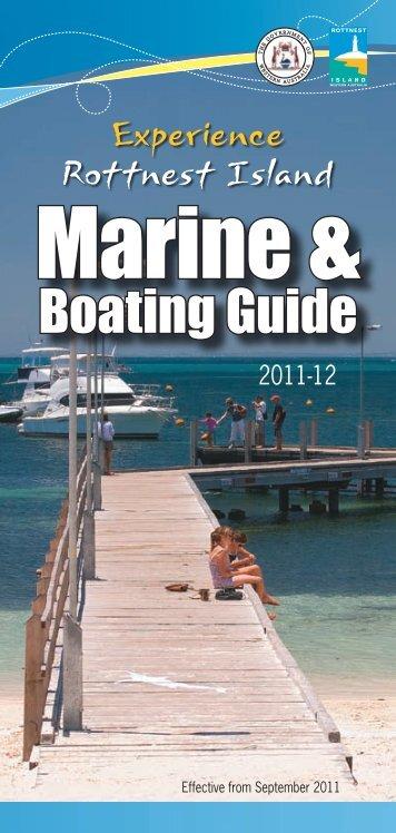 Marine & - Rottnest Island Authority
