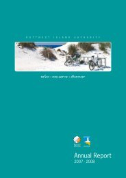 Annual Report 2007-2008 - Rottnest Island