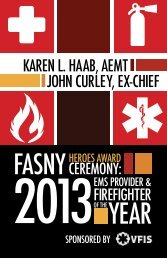 to Download the 2013 Heroes Award program - FASNY