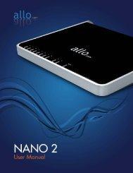 COPYRIGHT 2009-2010 ALLO.COM - VISIT US ... - e4 Technologies