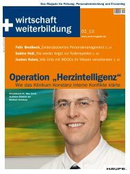 "Operation ""Herzintelligenz"" - Haufe.de"